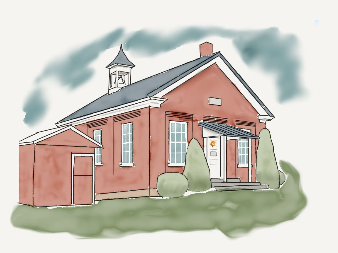 Mooresburg_schoolhouse
